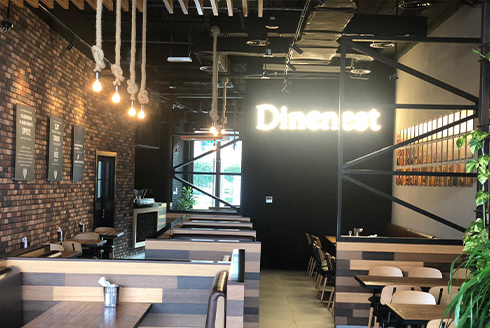 Dinest   Vegan – Gluten Free – Dairy Free fresh and homemade food at The Pointe