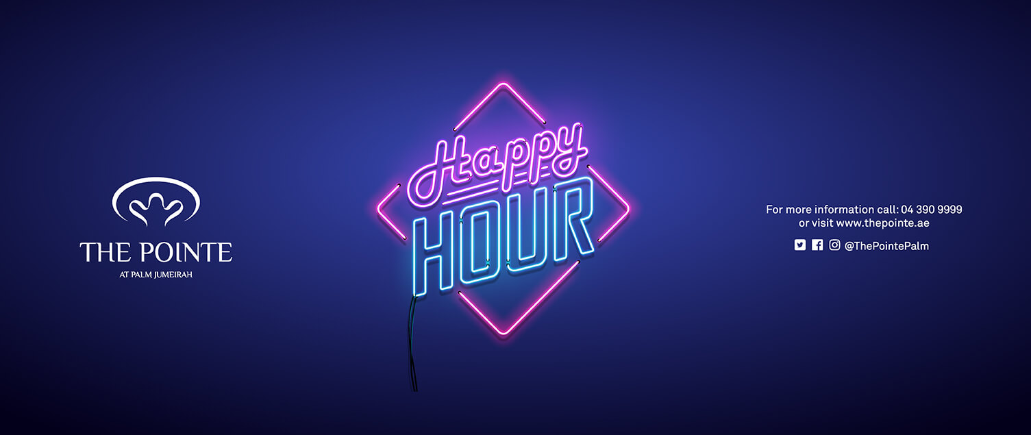HAPPY HOURS OFFERS
