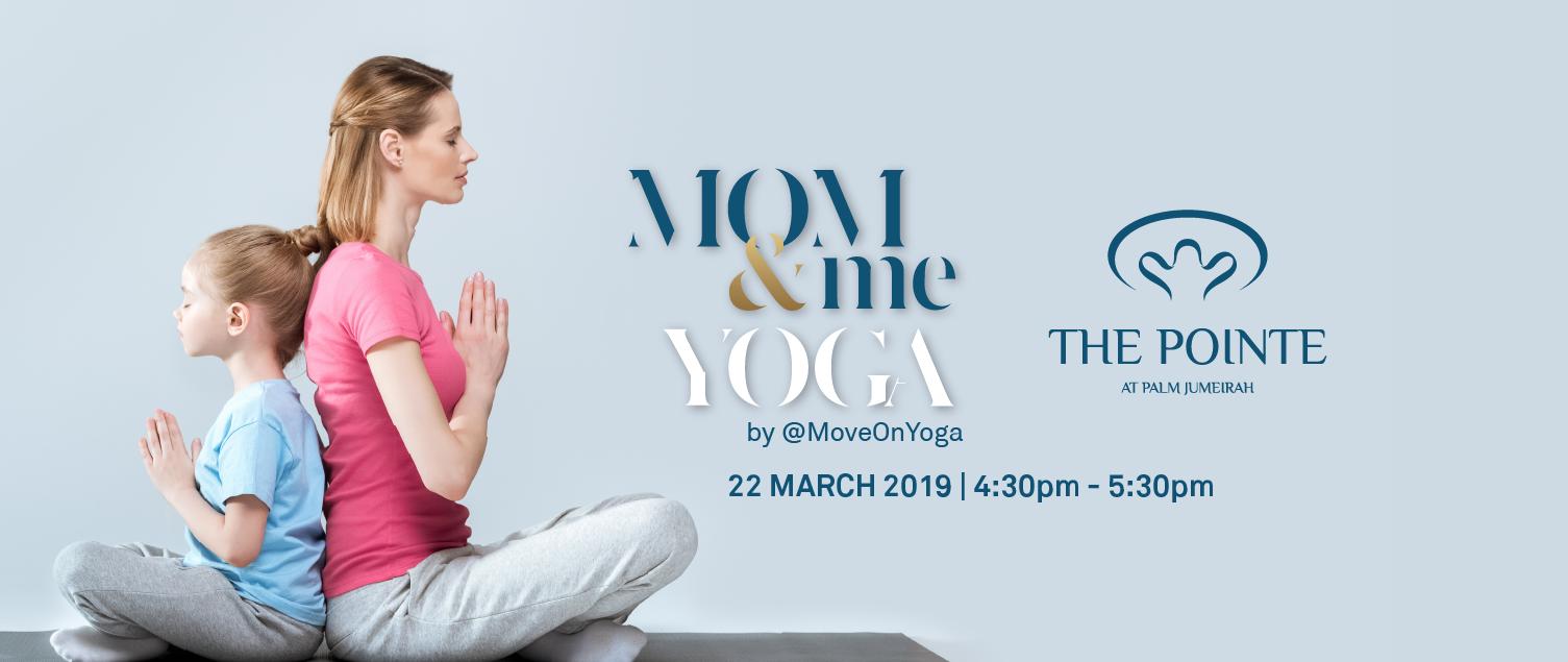 Mom & Me Yoga