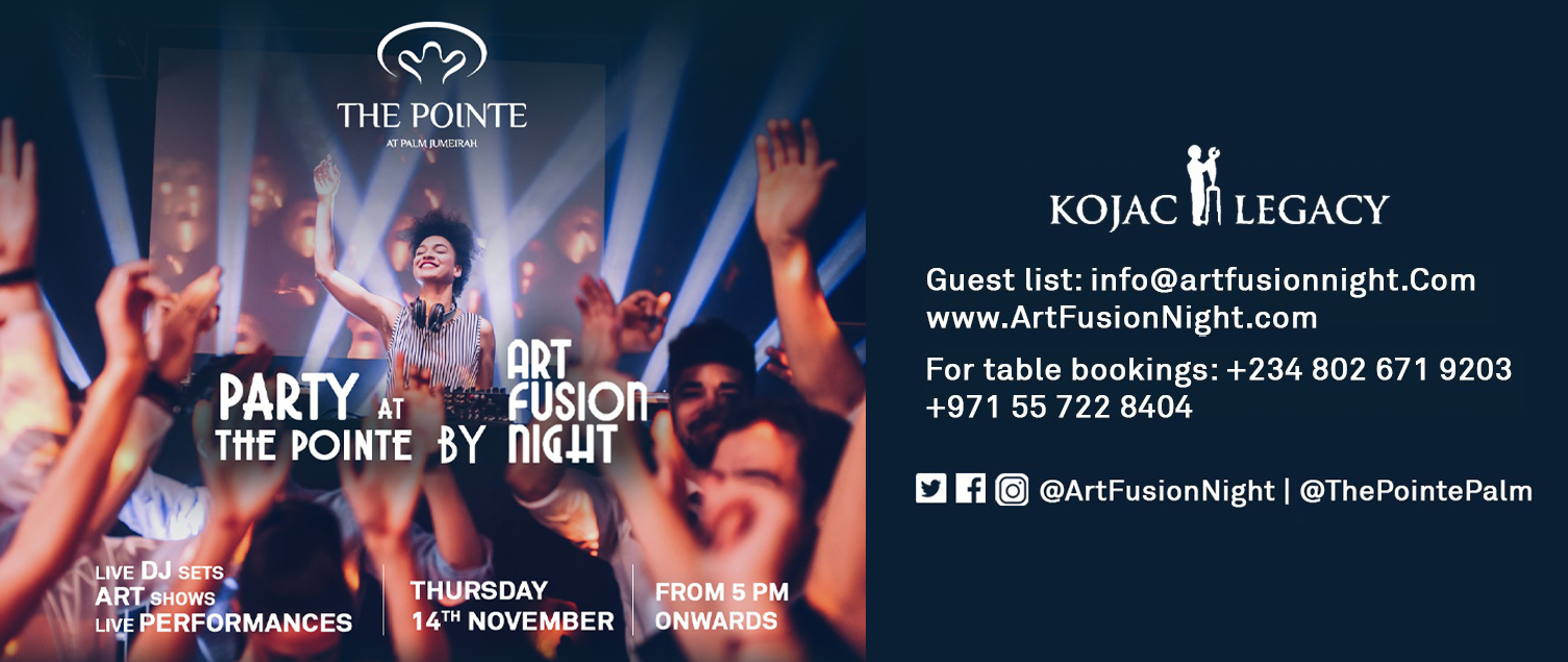 Party at The Pointe by Art Fusion Night