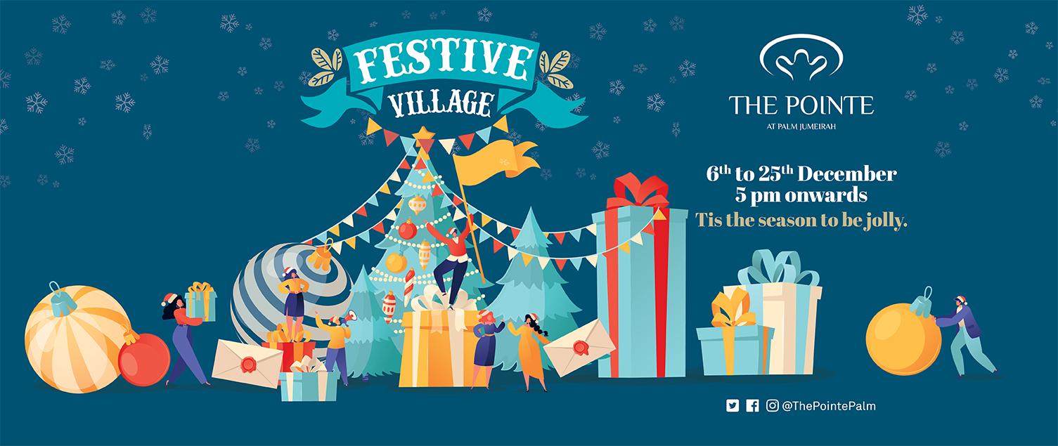 The Pointe Festive Village