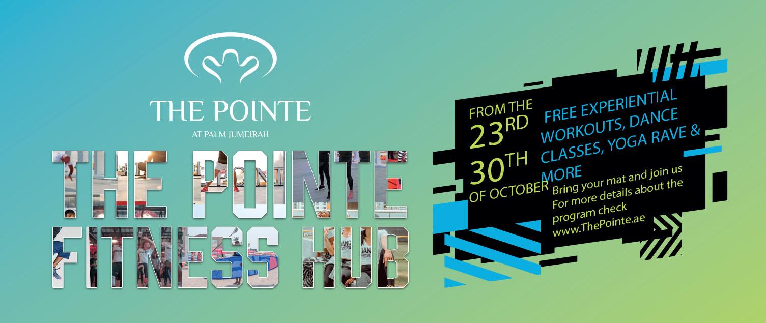 The Pointe, Fitness Hub
