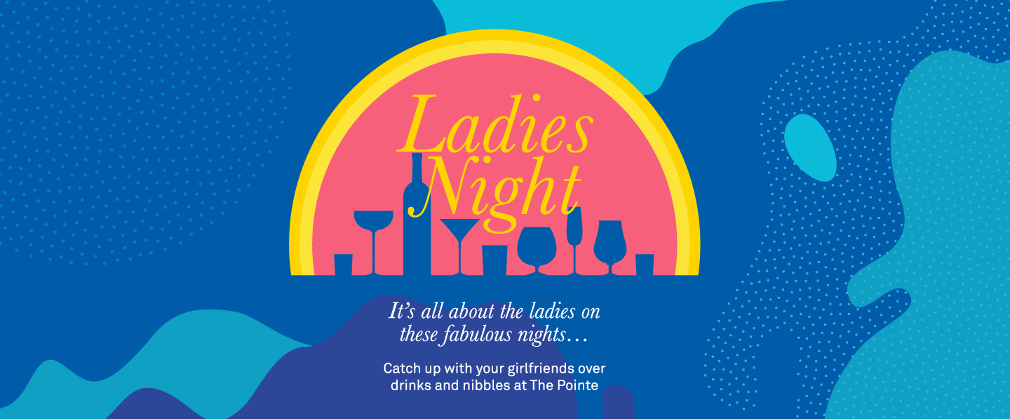 IT'S ALL ABOUT THE LADIES ON THESE FABULOUS DUBAI NIGHTS…