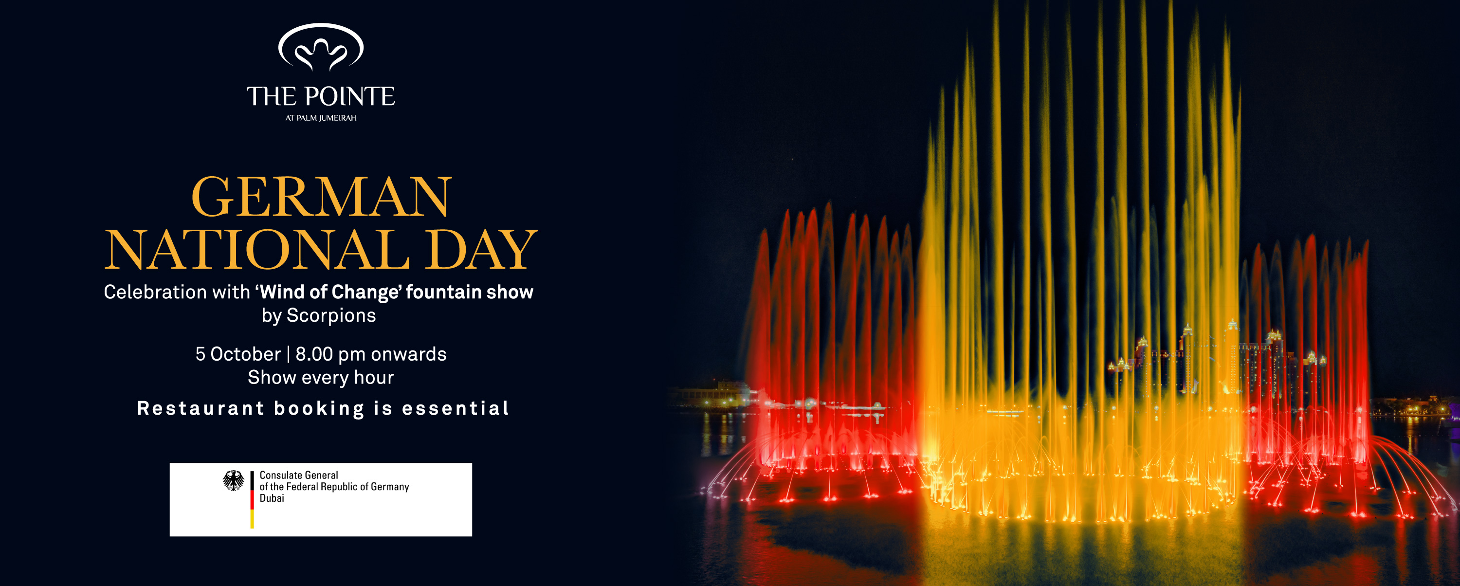 German national Day offer