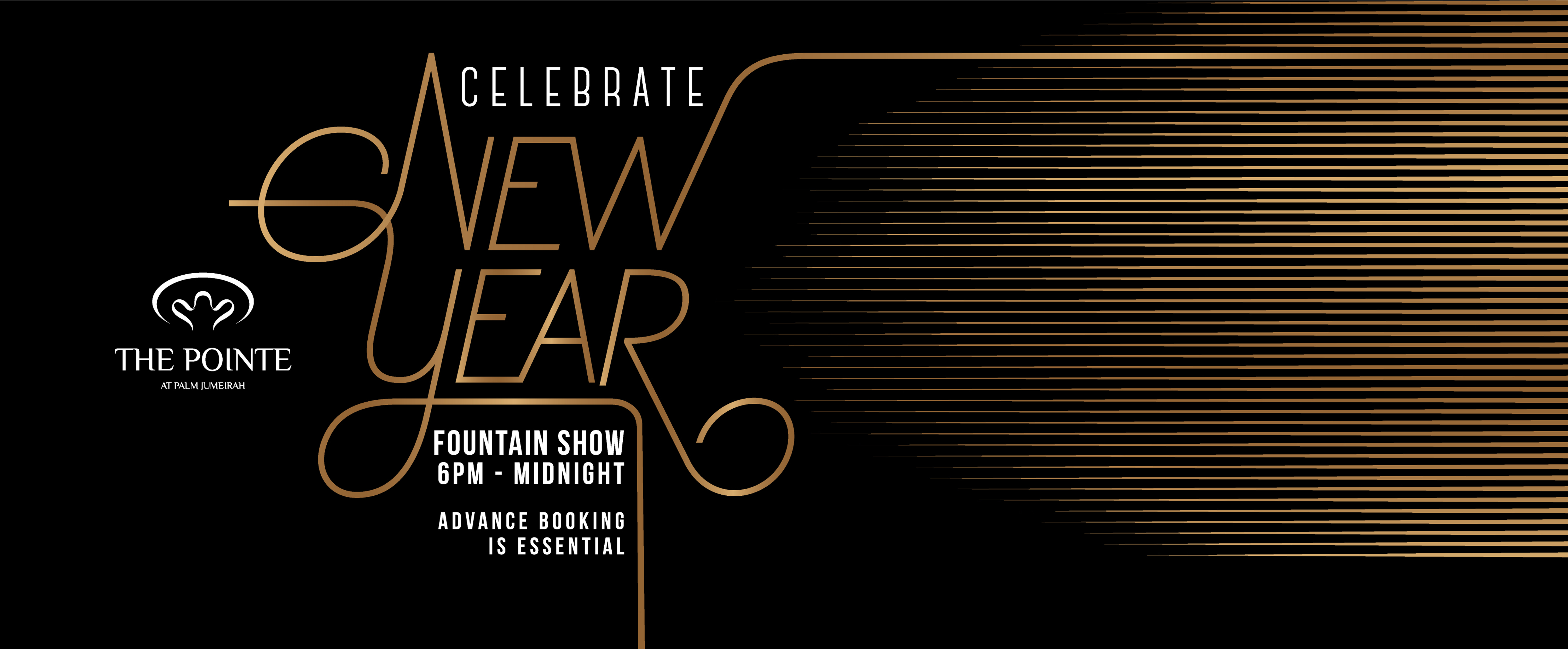 Celebrate New Year's Eve at the Pointe