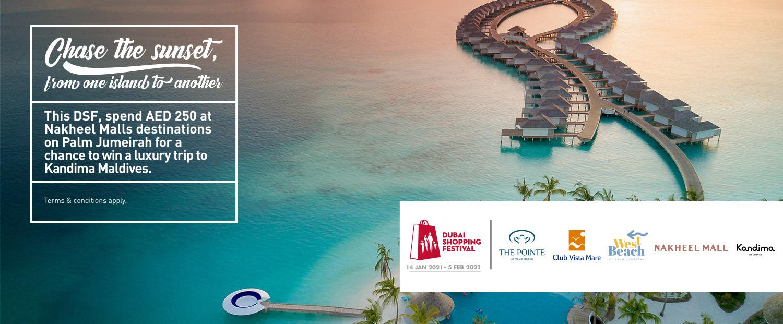 Win a Luxury Trip to Maldives