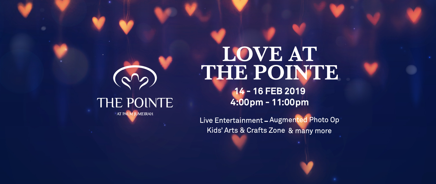 The Pointe Valentine's Offer