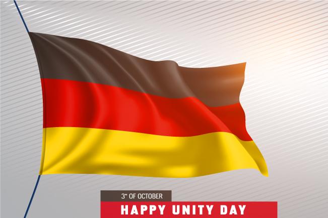Happy Unity day 2021