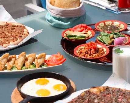 Beirut Bay ramadan meals offers in The Pointe Palm Jumeirah, Dubai
