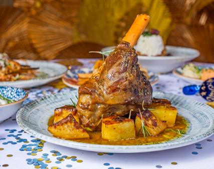 Aiza ramadan meals offers in The Pointe Palm Jumeirah, Dubai