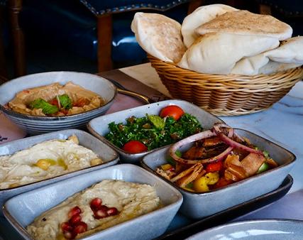 Cairo 30 and Ibn Hamido ramadan meals offers in The Pointe Palm Jumeirah, Dubai