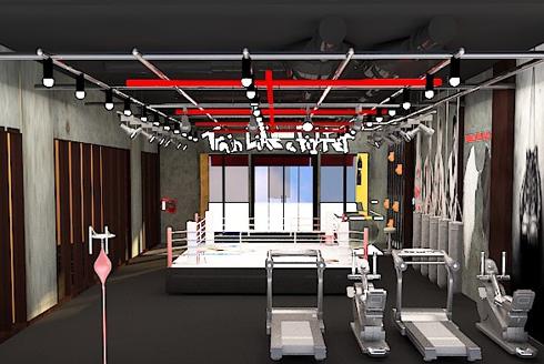Gym-in-Palm-Jumeirah